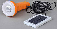 ✅ Карманный фонарик YJ-9819 с солнечной зарядкой
