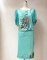 Платье Polenpoe  размер+ с напуском  , фото 1