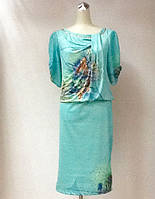 Платье Polenpoe  размер+ с напуском