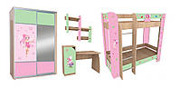 Комплект детской мебели «Фея»