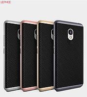 Чехол бампер Carbon для Meizu M5 Note (4 цвета)