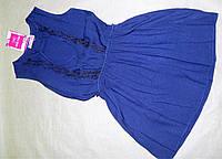 Летнее  платье -сарафан  10-16 лет