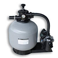 Фильтрационная установка «EMAUX FSP 300-ST20» 3,5 м³/час