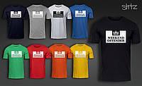 Яркая мужская футболка Weekend Offender