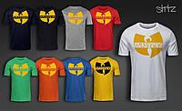Стильная мужская футболка WU-TANG CLAN