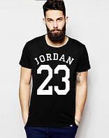 Футболка джордан 23 лого | Jordan big logo