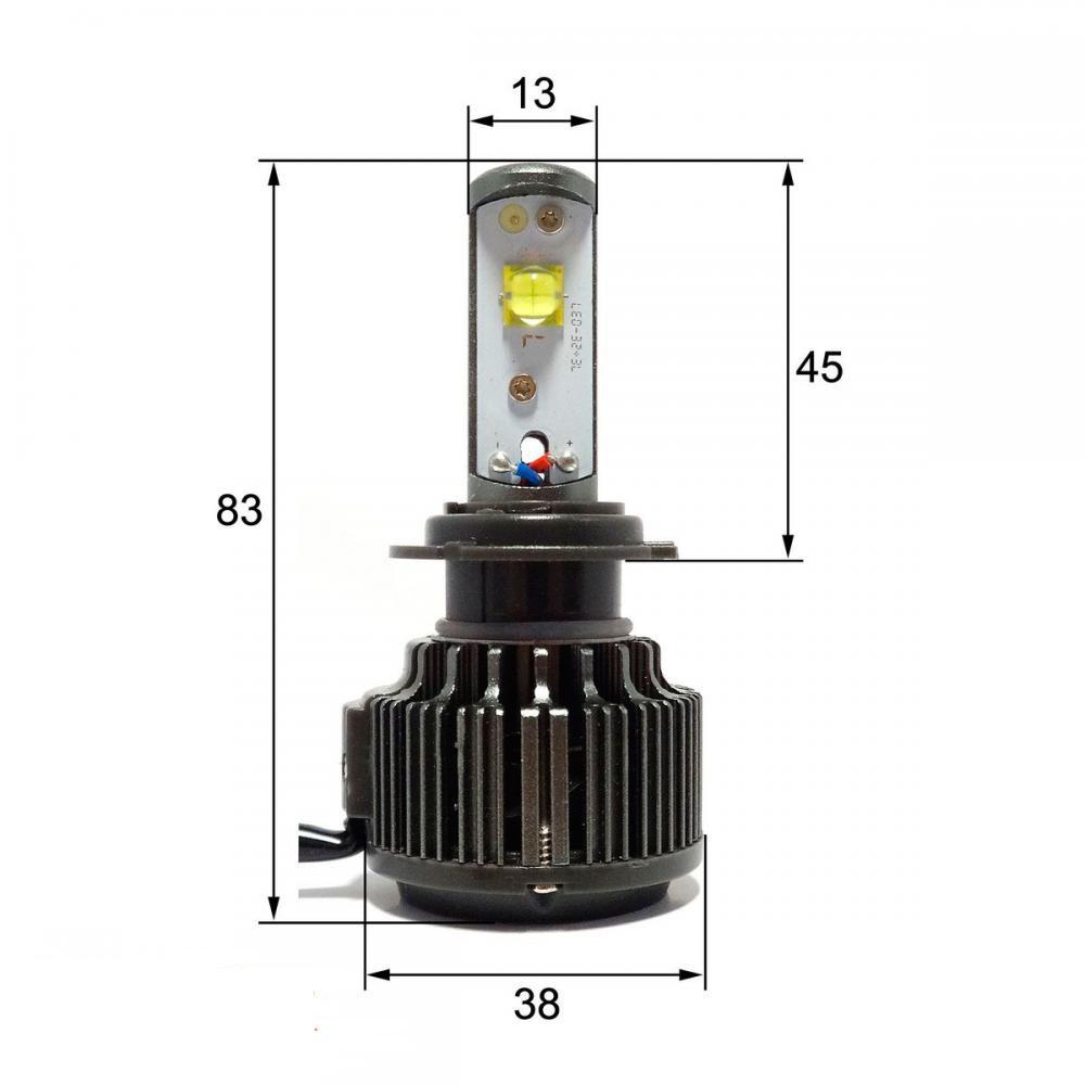 LED лампы Sho-Me G1.1 H7