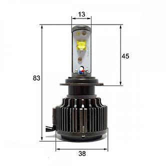 LED лампы Sho-Me G1.1 H7, фото 2