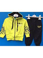 Модный спортивный костюм для девочки 86-98