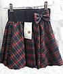 Красивая нарядная школьная юбка в клеточку на девочку., фото 2