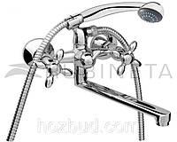 Смеситель для ванны Rubineta Milano-1 C-20 K