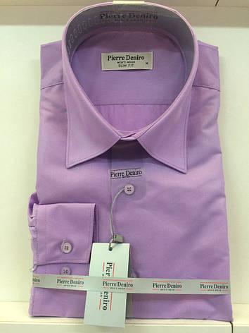 Рубашка длинный рукав Pierre Deniro, фото 2