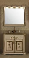 """Тумба и зеркало  """"Троя"""" 80, фото 1"""