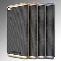 Чехол бампер Carbon для Xiaomi RedMi 4A (4 цвета)