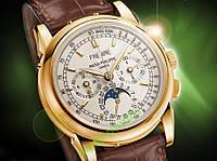 Мужские наручные Часы PATEK PHILIPPE Perpetual Calendar, механика