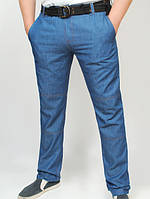 Мужские классические джинсы с косыми карманами Western