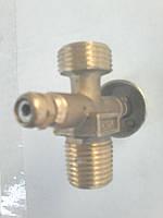 """Кран-переходник с клапаном для моделей """"Пикник-Italy"""", фото 1"""