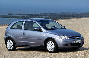 Opel Corsa C (Хэтчбек) (2000-2006)