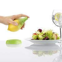 Спрейер citrus spray - распылитель лимонного сока,насадки,пластиковый,удобный