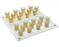 Алко игра шашки (28 х 28 см ) №085s