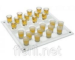 Алко игра шашки (40 х 40 см ) №085M