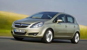 Opel Corsa D (Хэтчбек) (2006-)