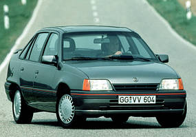 Opel Kadett E (Седан, Комби, Хетчбек) (1984-1991)