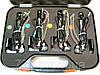 Набор электронных свингеров СС02-4 на цепочке, в пластиковом жестком кейсе