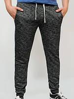 Мужские трикотажные спортивные брюки с манжетами Chicago (разные цвета)