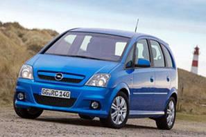 Opel Meriva A (Минивен) (2002-2010)