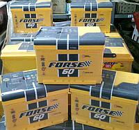 Аккумулятор Forse 6СТ-60, пусковой ток 600En, габариты 242х175х190, гарантия 24 мес., Премиум класс