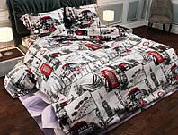Семейное постельное бельё Голд (два пододеяльника)