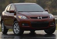 Силовые обвесы Mazda CX-7, кенгурятники и пороги