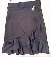 Красивая школьная юбка 2307\41