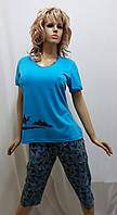 Пижама женская с бриджами 203
