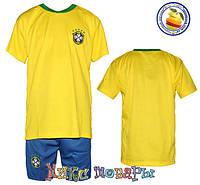 Футбольная форма для школьников Размеры: от 6 до 10 лет