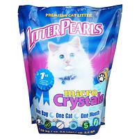 Litter Pearls Микро Кристаллс (MC) кварцевый наполнитель для туалетов котов, 3,6 л