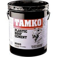 Битумный клей TAMKO Plastic Roof Cement