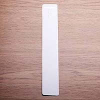 Планшетка под браслет картонная 21х3,3 см 100шт