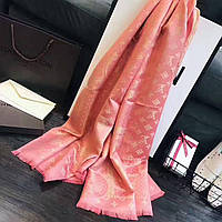 Палантин шарф в стиле Louis Vuitton (Луи Витон) LV