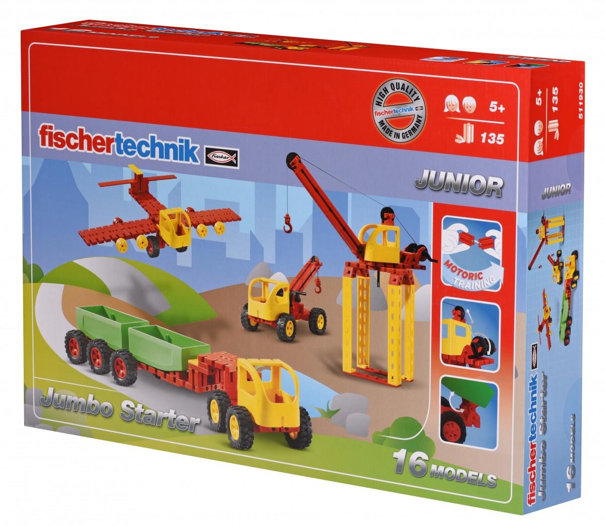 Стартовый набор конструктор для детей Fischertechnik FT-511930