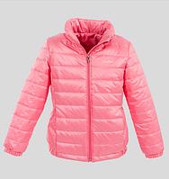 Шикарная куртка для девочки цвета мяты