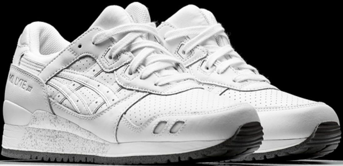 c27418e1 Женские кроссовки Asics Gel Lyte III Leather All White от