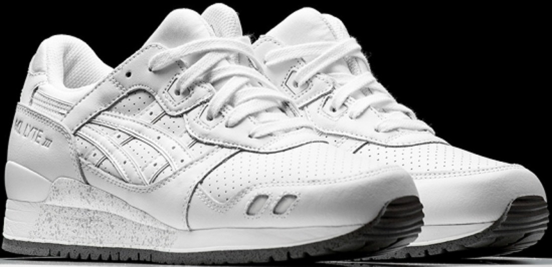 b8b1f116846 Кроссовки асикс купить Asics Gel Lyte III Grand Leather White -  Интернет-магазин