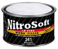 Шпатлевка NITROSOFT 241 зеленая 0,75кг, HB Body