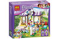 Конструктор BELA Детский сад для щенков 10558 (аналог LEGO Friends 41124), 290 детали