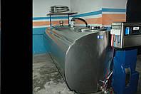 Охладитель молока закрытого типа Alfa Laval 5000L