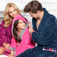 Пижамы | Халаты | Ночнушки