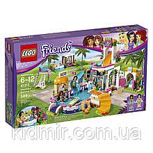 Конструктор LEGO Friends 41313 Літній басейн