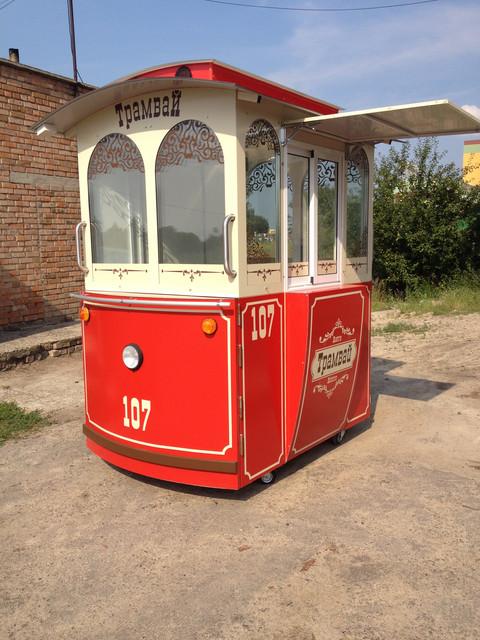 Киоск Трамвай